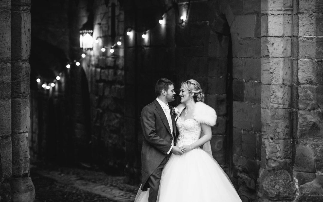 WINTER WEDDING   WARWICK CASTLE   POPPY K PHOTOGRAPHY