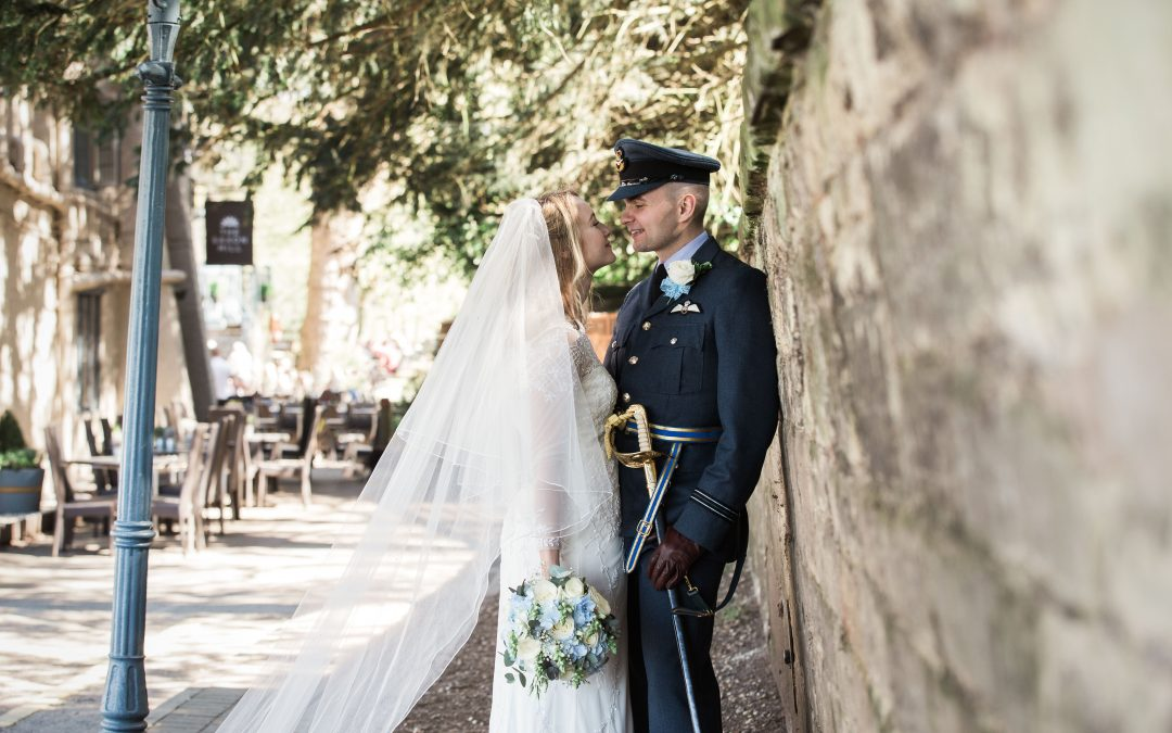 INTIMATE RIVERSIDE WEDDING   THE SAXON MILL