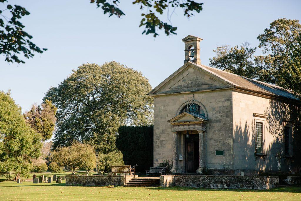Chapel at Walton Hall