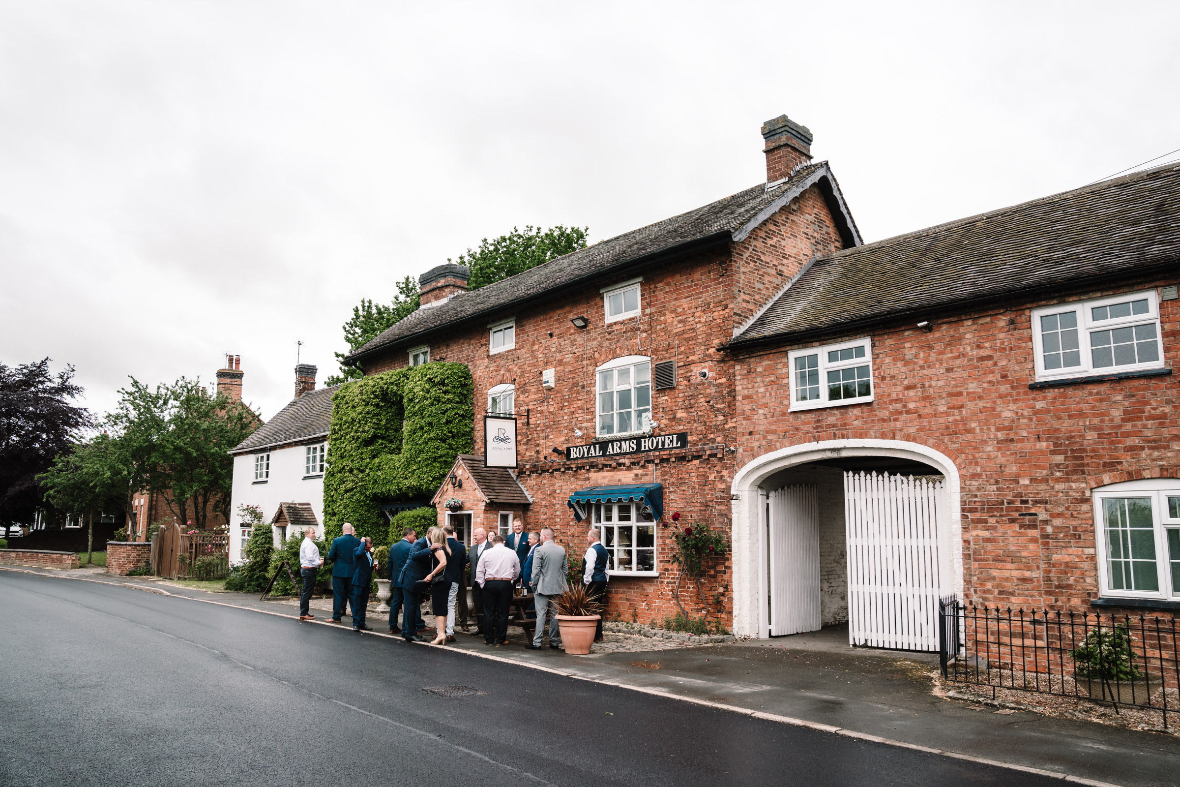 The royal arms hotel, Sutton Cheney, Leicester
